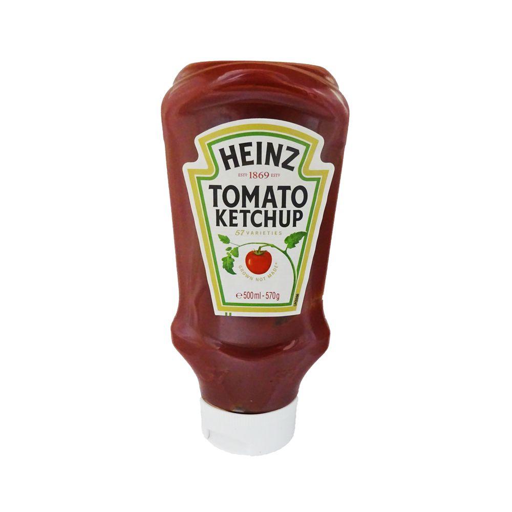 Heinz Tomato Ketchup 570g/500ml - £1.50 @ Star Bargains