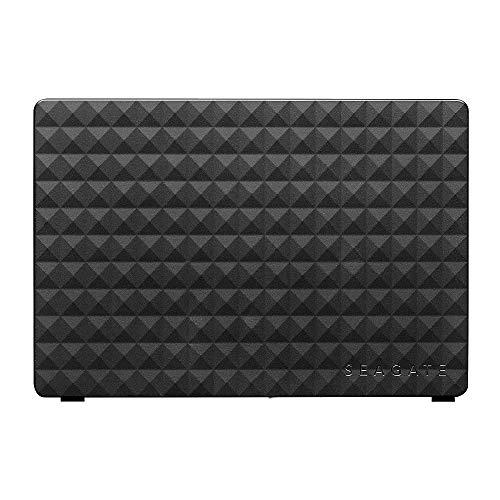 Seagate Expansion Desktop, 14 TB, External Hard Drive HDD (STEB14000402) - £204.37 @ Amazon