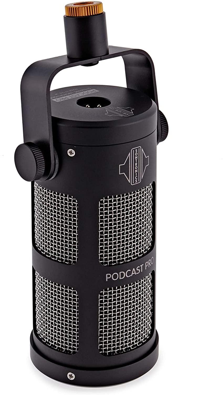 SONTRONICS PODCAST PRO Black dynamic microphone - £67.38 at Amazon