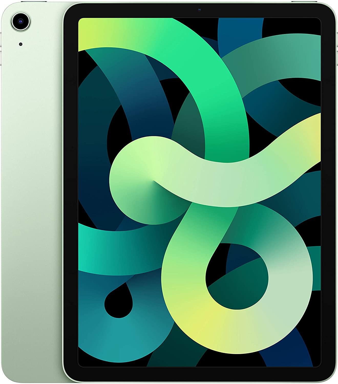 2020 Apple iPad Air (10.9-inch, Wi-Fi, 64GB) - Green (4th Generation) - £473.36 @ Amazon
