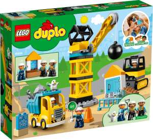 LEGO DUPLO 10932 Wrecking Ball Demolition - £30 (Click & Collect only) @ Smyths