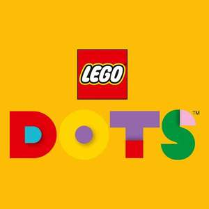 20% off selected LEGO Dots, from £4.80 at Argos