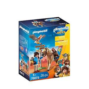 Playmobil: THE MOVIE 70072 Marla with Horse for Children Ages 5+ - £4.36 (+£4.49 Non Prime) @ Amazon