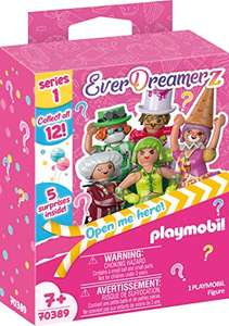 """Playmobil 10217 EverDreamerz Surprise Box """"Candy World"""" Collectable Toy Figure - £1.76 (+£4.49 Non Prime) @ Amazon"""