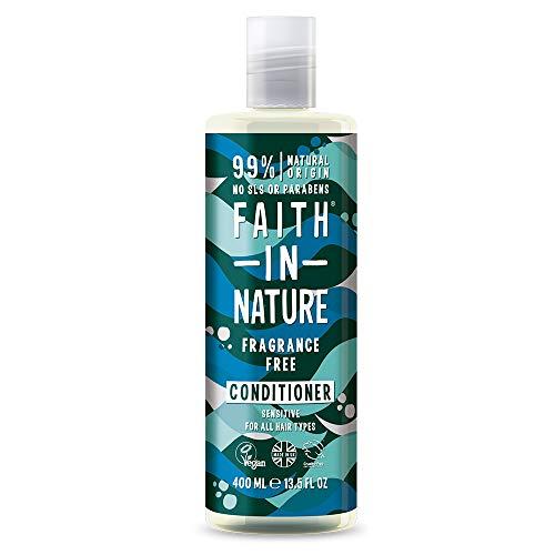 Faith in Nature Natural Fragrance Free Conditioner 400ml £2.59 (Prime) + £4.49 (non Prime) at Amazon
