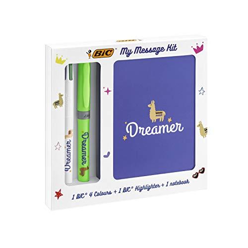Bic My Message Dreamer Kit £2.85 (Prime) + £4.49 (non Prime) at Amazon