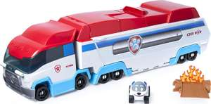 PAW Patrol Launch'N Haul PAW Patroller, Transforming 2-in-1 Track Set for True Metal Die-Cast Vehicles £18.26 Prime (+£4.49 NP) @ Amazon
