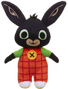 Bing 3521 Bunny Soft Toy with Crinkly Ears, 21cm - £3.91 Prime / +£4.49 non Prime @ Amazon