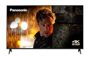 Panasonic TX65HX940B 65 inch 4K Ultra HD HDR Smart LED TV Includes £100 in gift vouchers - £879 delivered @ Richer Sounds