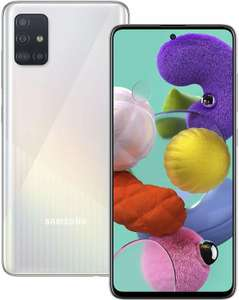 Samsung Galaxy A51 64GB 4G LTE Unlocked Dual SIM 48MP SM-A515F/DS Smartphone New - £179.99 delivered with code @ mobiledealsuk / Ebay
