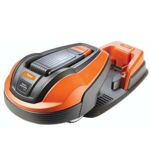 Flymo Robotic Mower 1200R Electric Wheeled Mower - Brand New - £404.99 with code @ Flymo eBay