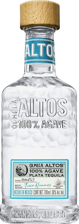 Olmeca Altos Tequila Plata, 70cl - £19.55 (+£4.49 Non Prime) @ Amazon