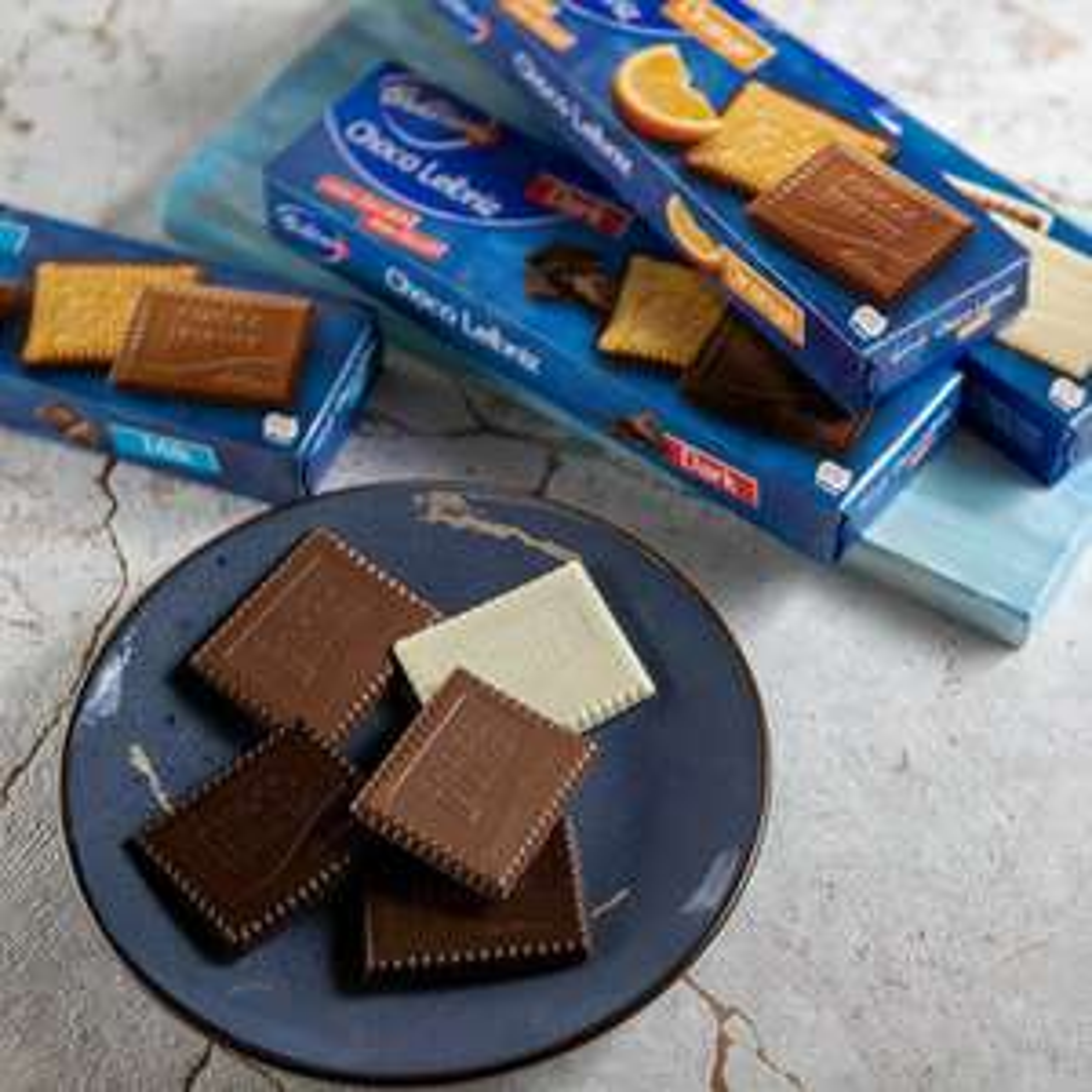 Bahlsen Choco Leibniz Milk Chocolate/Orange Biscuits 125g are £1 @ One Stop Convenience Stores