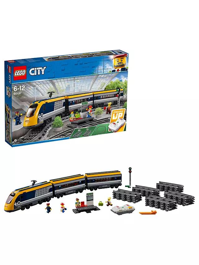LEGO City 60197 Passenger Train - £70 @ John Lewis & Partners