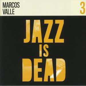 Jazz is Dead / Adrian YOUNGE / ALI SHAHEED MUHAMMAD / MARCOS VALLE Vinyl - £13.62 + £3.50 Delivery @ Juno Records