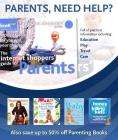 Up to 50% Off Parenting Books at WH Smith