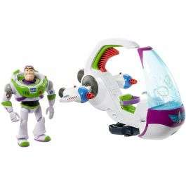 Toy Story Galaxy Explorer Spacecraft Playset - £10.99 - Free Delivery to Mainland UK @ BargainMax