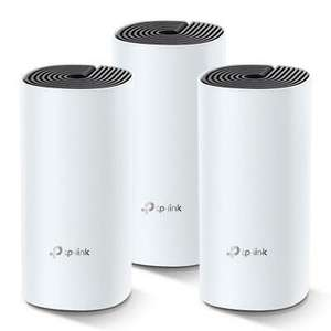 TP-LINK Deco AC1200 Whole Home Mesh Wi-Fi System (3 Pack) - DECO M4(3-PACK) - £87.59 delviered Using Code @ Box_Deals/eBay