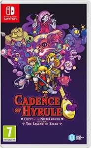 Cadence of Hyrule Crypt of the NecroDancer (Nintendo Switch) £14.92 Prime at Amazon (+£2.99 non Prime)