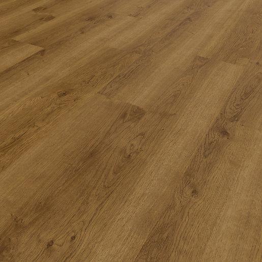 Wickes Novocore Warm Oak Luxury Vinyl Click Flooring - 2.56m2 Pack (instore only) £5 at Wickes
