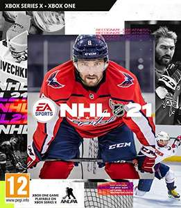 NHL 21 standard edition on Xbox One/Series X - £17.99, (PS4/PS5 - £17.97) @ Amazon Prime (Non-prime +£2.99)