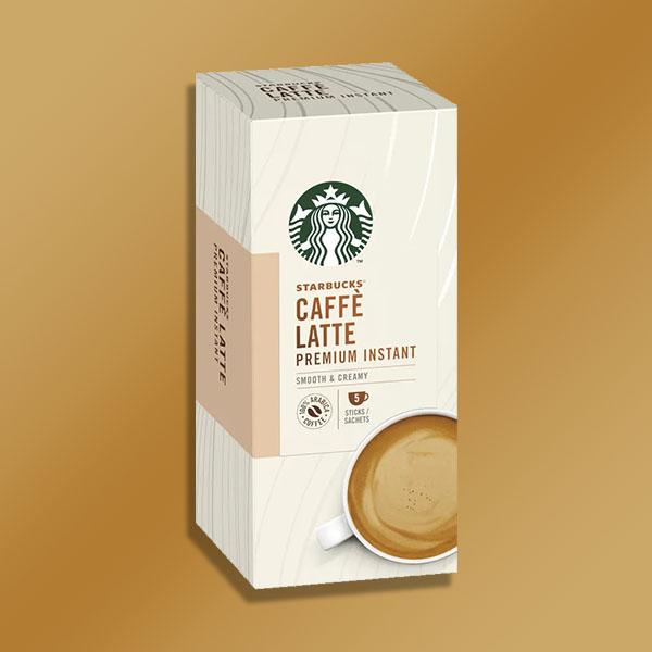 30 x Starbucks Premium Caffè Latte Instant Coffee Sachets - £4 delivered (Best Before 14/09/2021) @ Yankee Bundles