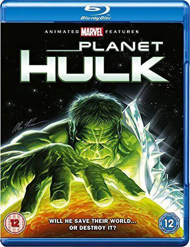 Planet Hulk [Blu-ray] [2017] £4.35 @ Amazon (£2.99 p&p non prime)