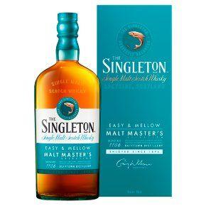 The Singleton Malt Master's single malt whisky 70cl for £22 delivered at Amazon