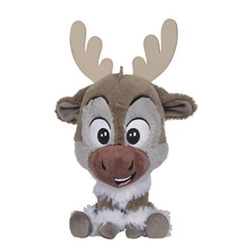 Disney - Chunky Sven Plush Toy - 25 cm £4.10 @ Amazon + £4.49 non prime