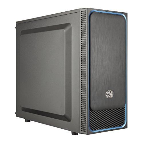 Cooler Master MasterBox E500L Blue Computer Case 'ATX £25.18 delivered at Amazon