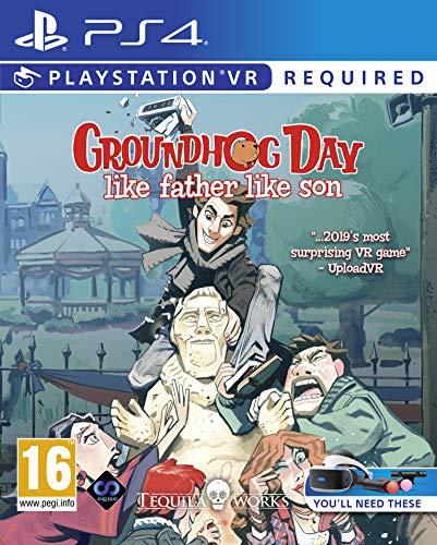 Groundhog Day: Like Father Like Son (PSVR) (PS4) £7.69 @ Amazon