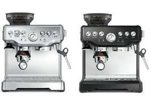 Sage The Barista Express BES875/SES875 Bean to Cup Coffee Machine Silver/Black Used - £329.99 with code @ eBay / XSitems