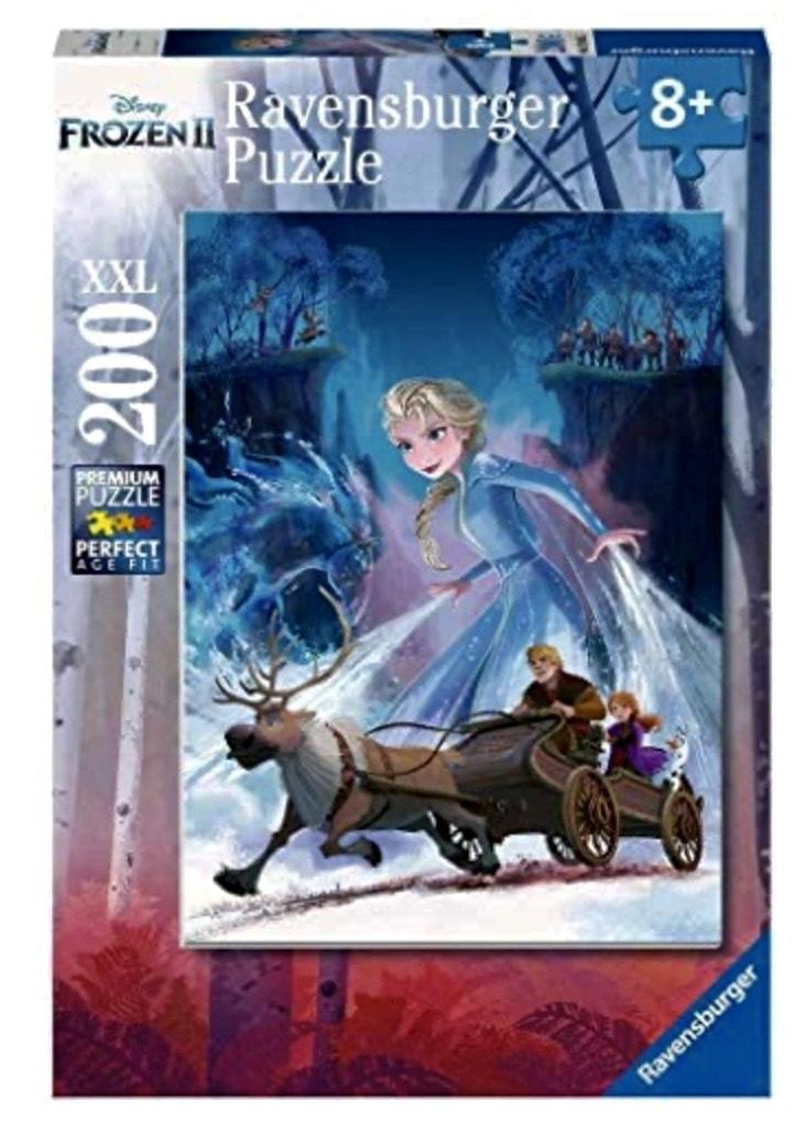 Ravensburger Frozen 2 200pc puzzle 8+ £3.19 prime / £7.68 non prime @ Amazon