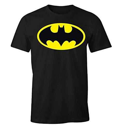 cotton division Boy's batman T-Shirt size 10 years £1.29 (+£4.49 Non Prime) @ Amazon