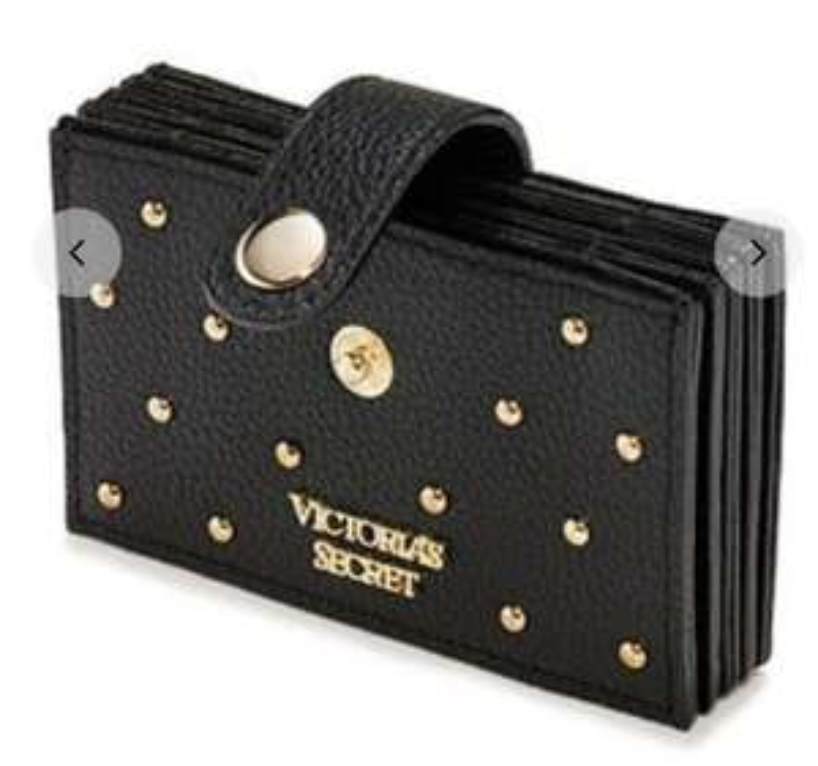 Victoria's Secret Signature Stripe Accordian Card Case - £7.50 @ Next (Free Click+Collect)