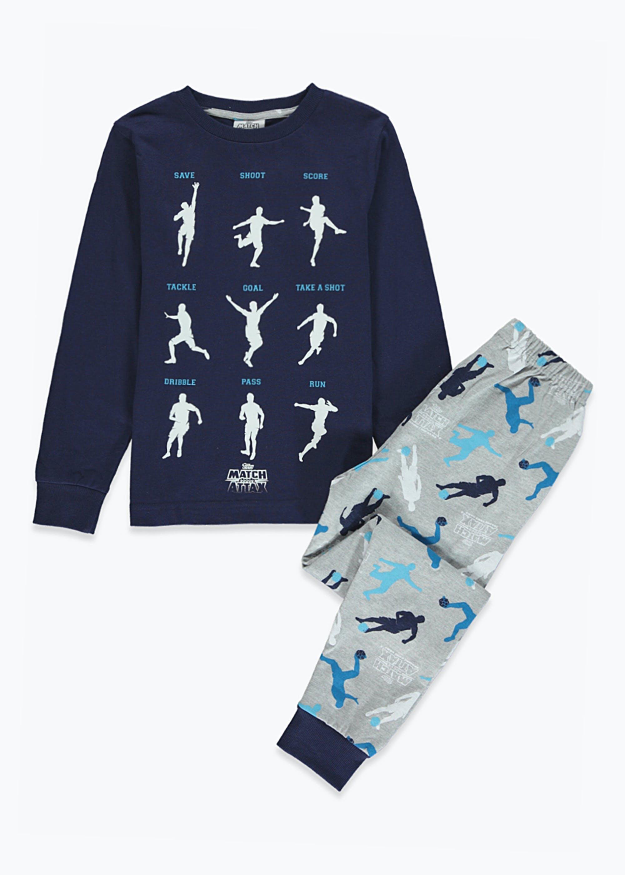 Kids Match Attax Pyjamas Selected sizes £6 @ Matalan Free click & collect