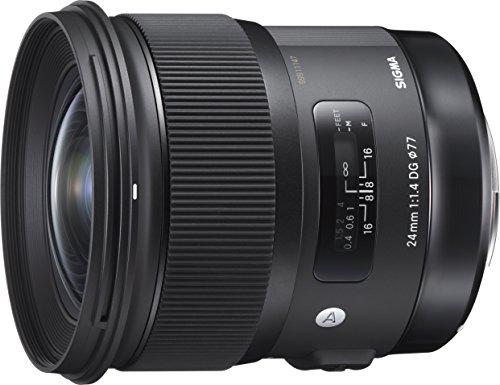 Sigma 24mm F1.4 DG Prime Lens - Nikon Fit - £551.02 on Amazon UK