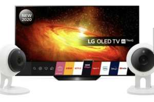 LG OLED55BX6LB 55'' UHD 4K Smart HDR OLED TV with WebOS & AI & Freeview/ Freesat (Used) - £759.05 with code @ eBay / yellow electronics