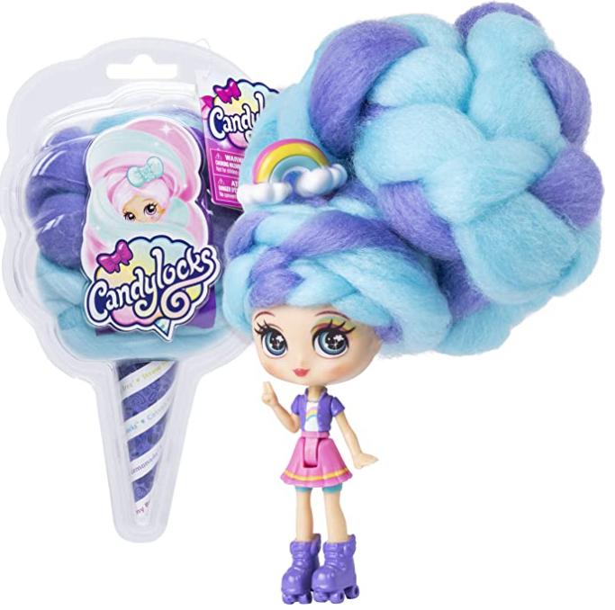 Candylocks surprise doll £2.86 min order of 3 - £8.58 prime / £13.07 non prime @ Amazon