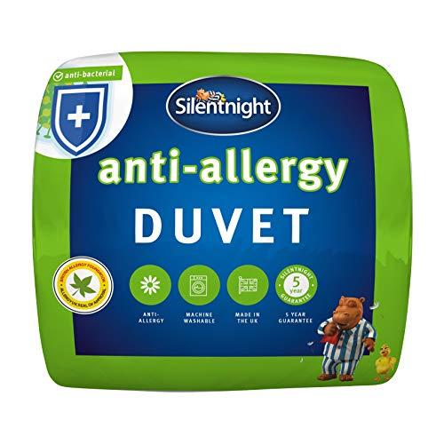 Silentnight Anti-Allergy Duvet, 7,5 Tog Duvet, Double - £17.01 (+£4.49 Non-Prime) @ Amazon