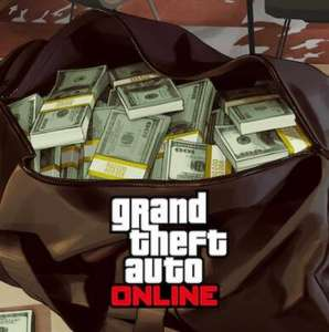 GTA $1000000 for Grand Theft Auto Online (Ps4 and Ps5) Free for Ps Plus subscribers @ PSN