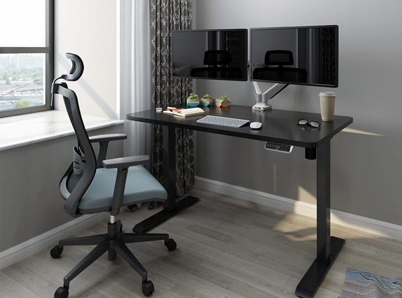 Flexispot Standing Desk Frame: 2-stage single motor electric frame EZ1 (no desktop) for £149.99 delivered @ Flexispot