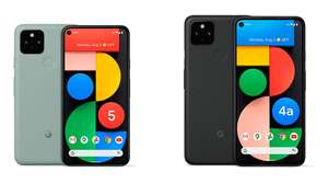Google Pixel 4a 128GB £9/pm (£270) / Pixel 5 128GB £17/pm (£510) - 30 months, via PayPal credit from 16/06/21 - 30/06/21 @ Voxi