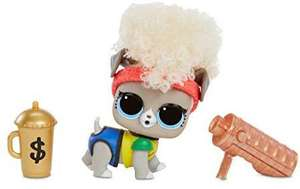 LOL Surprise Collectable Lights Pets - With 9 Surprises, Accessories and REAL Hair - £6.24 (+£4.49 NP) @ Amazon