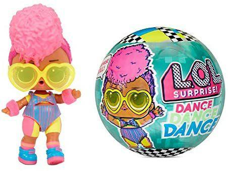 LOL Surprise Dance Dance DanceDolls - £6.99 (+£4.49 Non Prime) @ Amazon