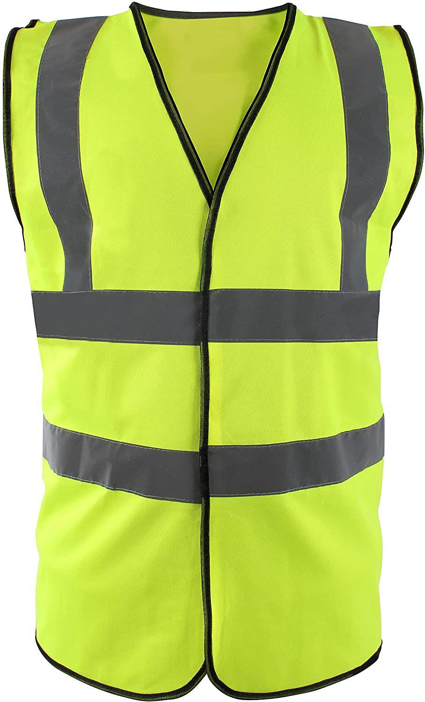 Blackrock Men's High Visibility Waistcoat - Yellow, Small, ROD0080 96p @ Amazon (£4.49 p&p non prime)