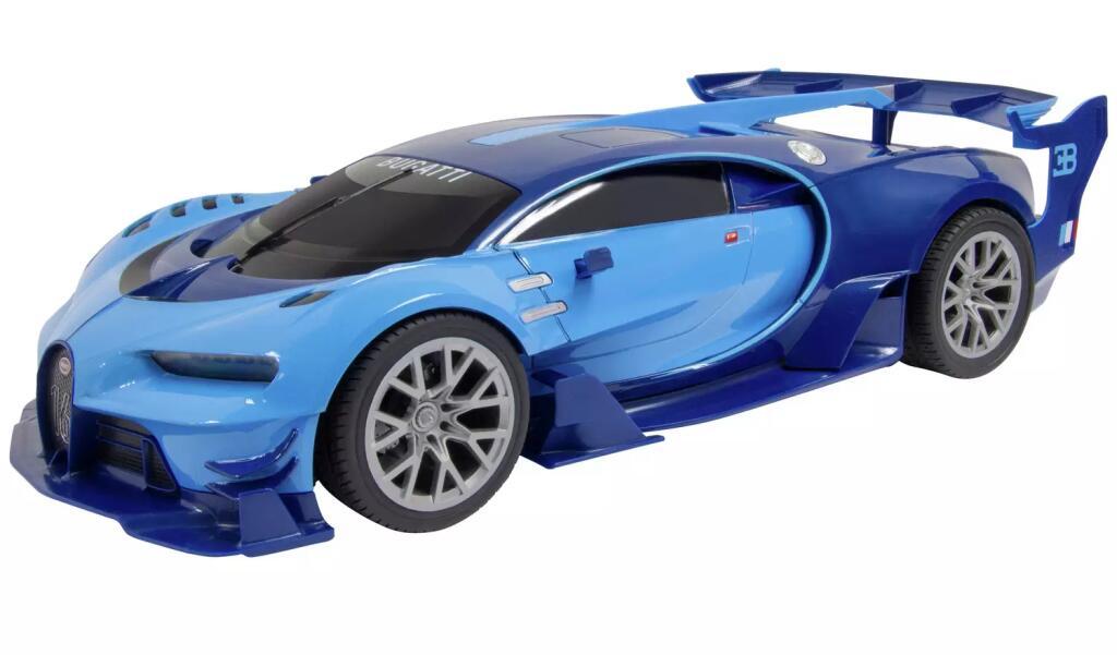Bugatti Vision GT 1:26 Radio Controlled Sports Car £5 (Click & Collect) @ Argos