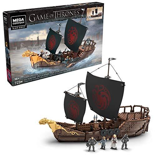 Mega Construx Game Of Thrones Targaryen Warship £34.98 delivered at Amazon