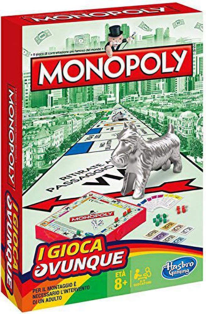Monopoly Italian Edition 97p @ Amazon (£4.49 p&p non prime)