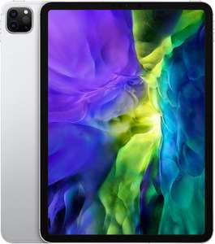2020 Apple iPad Pro (11-inch, Wi-Fi + Cellular, 256GB) - Silver (2nd Generation) - £659.08 @ Amazon